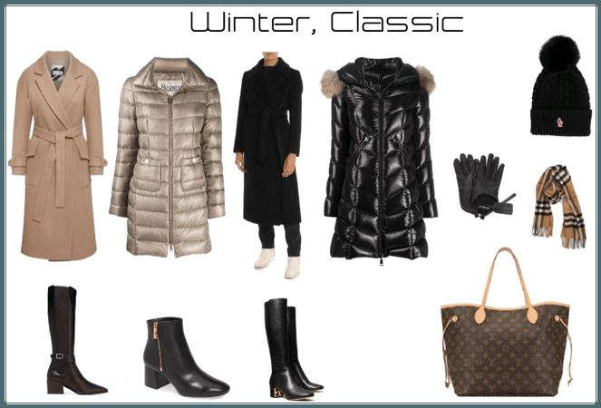 Winter Classic Outwear