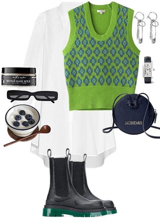 vest style
