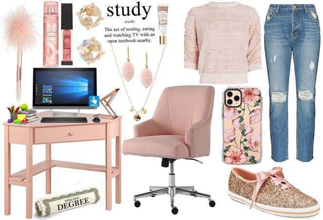 study blush