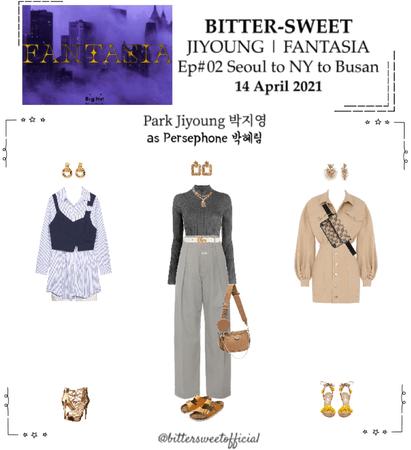 BITTER-SWEET [비터스윗] (JIYOUNG) Fantasia 210414