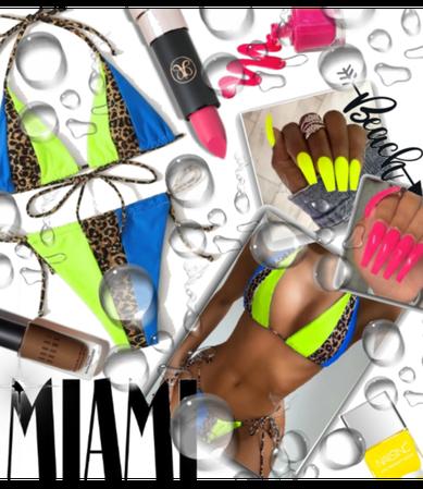 Miami girls trip -for challenge-