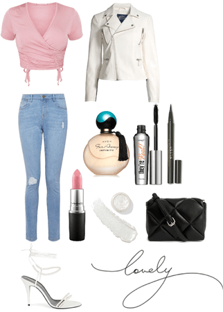 Pink Chic Outfit