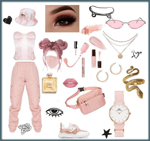 Monochromatic Pink