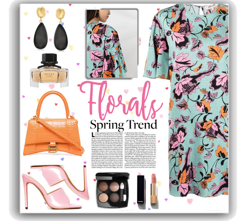 spring florals 🌸
