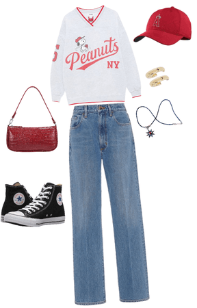 Friends inspired outfit