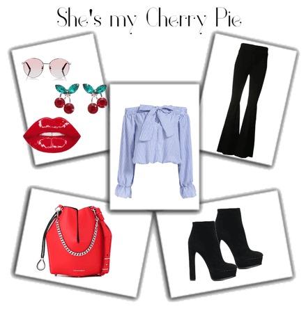 She's my Cherry Pie