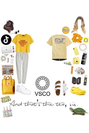 ~ VSCO GIRL ~