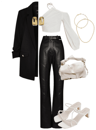 Model Off Duty Outfit #5