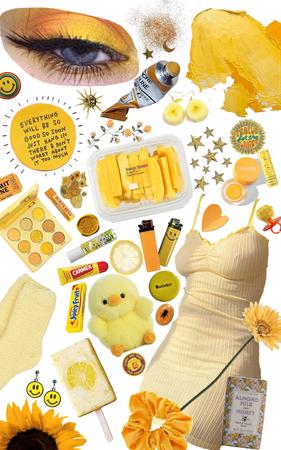 yellow 💛✨🌼