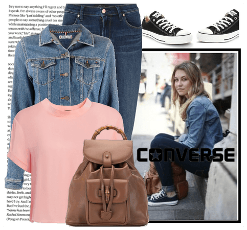 converse and skinny