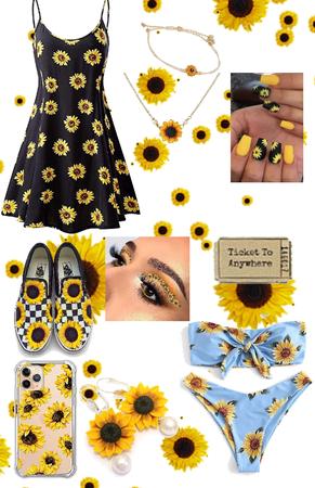 sunflower daze 🌻