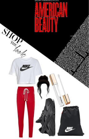 sporty and comfortable ❤️