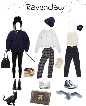 Casual Ravenclaw