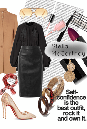 Self Confidence in Stella McCartney