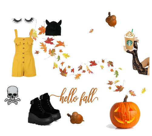 Edgy Autumn Grl