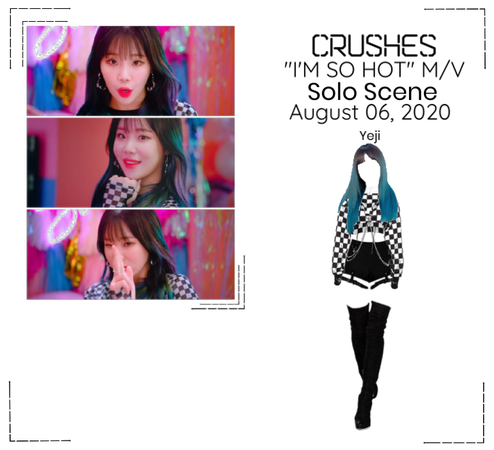 "Crushes (호감) ""I'm So Hot"" ft. Somi Music Video"