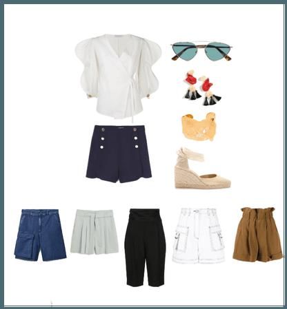 SS20 Shorts