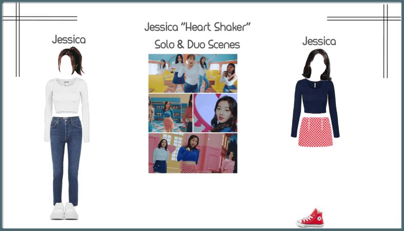 """Jessica """"Heart Shaker"""" Solo & Duo Scenes"""