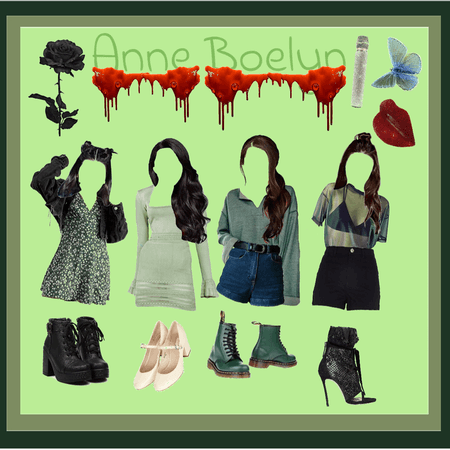 Anne Boleyn SIX