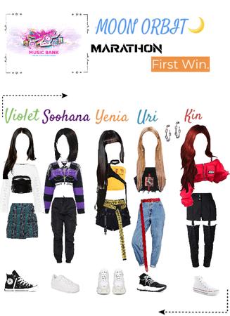 """2020.05.18 - MOON ORBIT first win """"Marathon""""."""