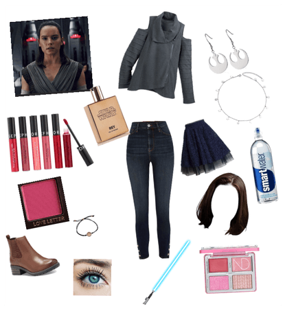 Modern Rey outfit 2
