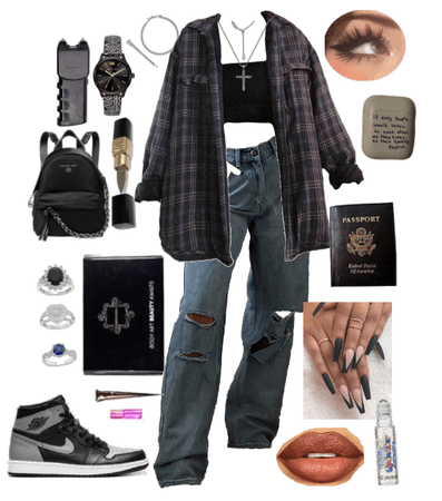 qf   chola style outfit  