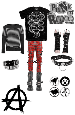 Gothic punk