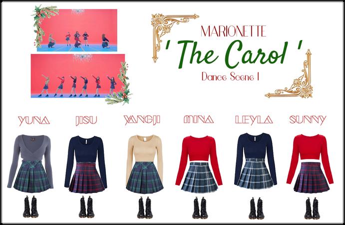MARIONETTE- 'The Carol' MV Dance Scene 1