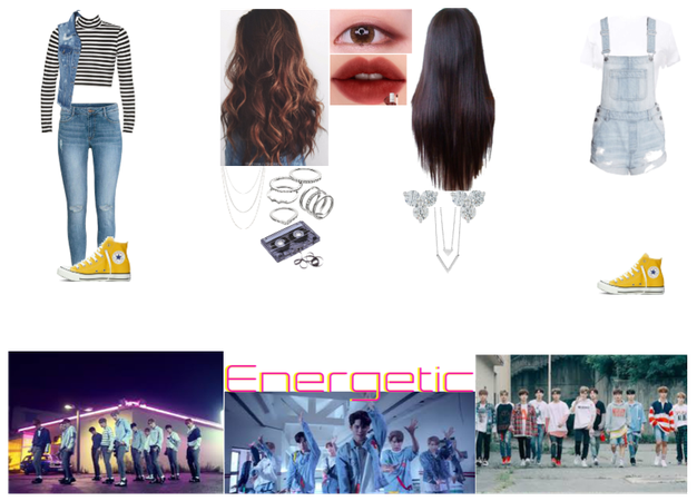 Wanna One- Energetic