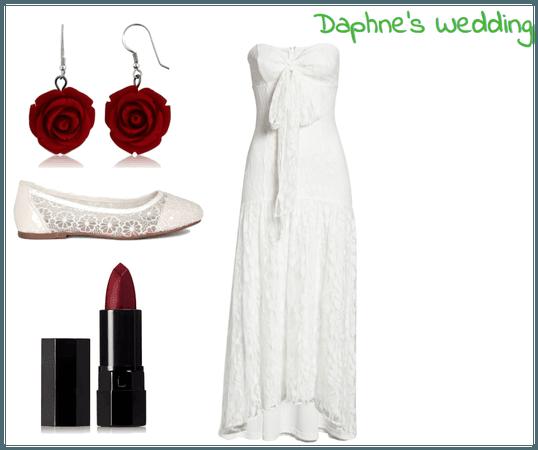 Daphne's Wedding