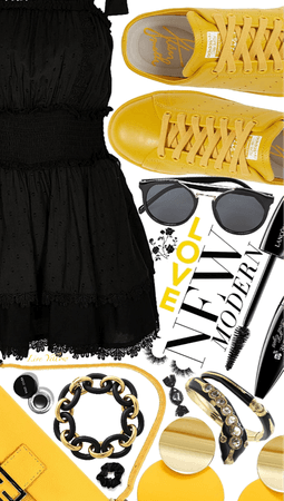🖤💛Yellow + Black💛🖤