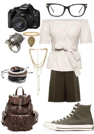Explorer Outfit