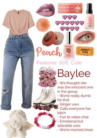 Look #86; name aesthetic- baylee