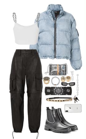 Dress code: Alexander Wang
