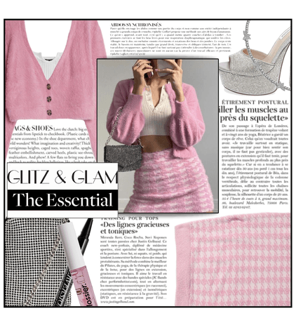 Fashion File: Essential Pink Throwback - Contest
