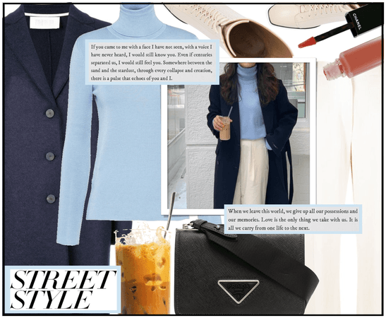 Winter Street Style ( 2.20.2021 )