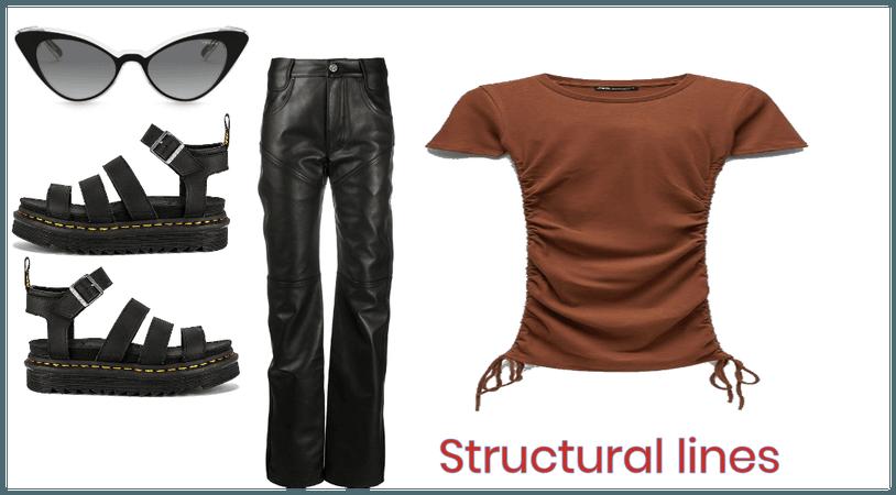 structrual lines