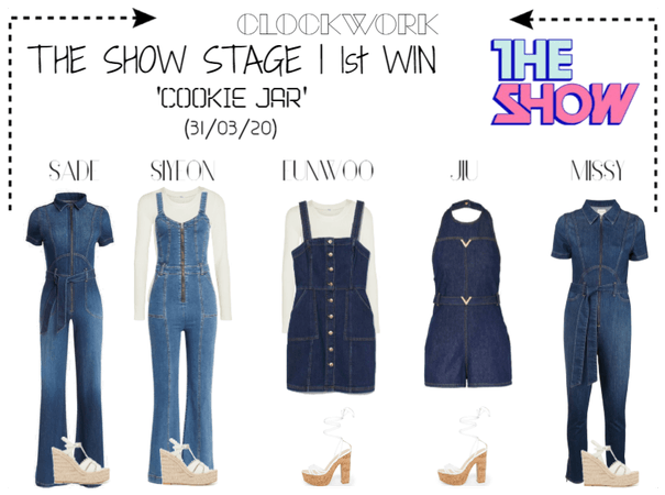 *CWK* THE SHOW | 'COOKIE JAR' | 1st WIN