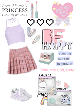 Look #46: soft and little