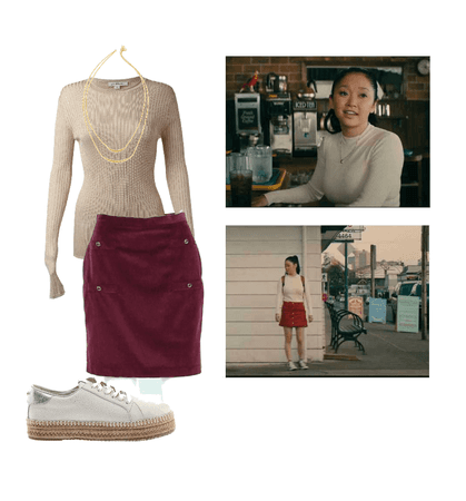 Lara Jean Covey Fashion Inspiration