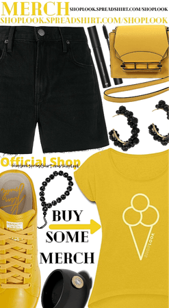 💛Buy Some Yellow ShopLook Merch💛