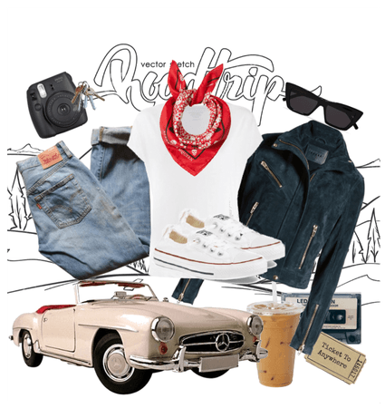 Hit the Road (Capsule Wardrobe #47)