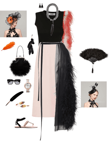 Feathers for today