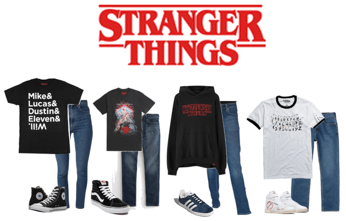 Happy (Belated) Stranger Things Day!