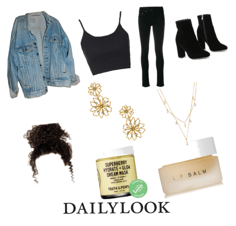 Casual everyday look