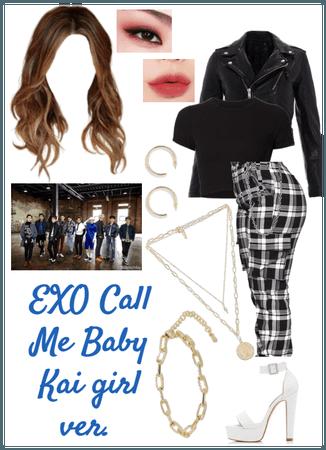EXO Kai Girl ver.