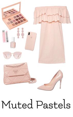 Muted Pastels Style: Blush