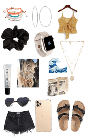 summer beach dinner🌊☀️😙