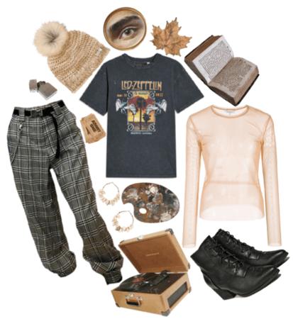 Fantasizing fall