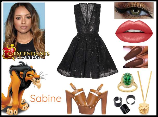Sabine - Formal